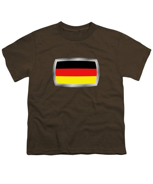 Germany Flag Youth T-Shirt
