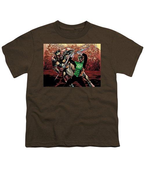 Green Lantern Youth T-Shirt