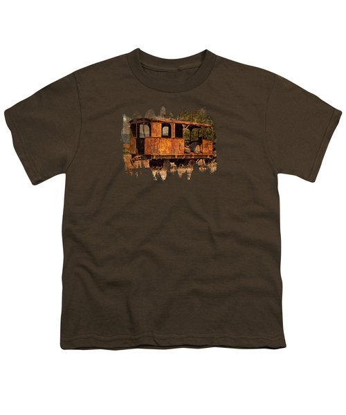 All Aboard To Nowhere Youth T-Shirt