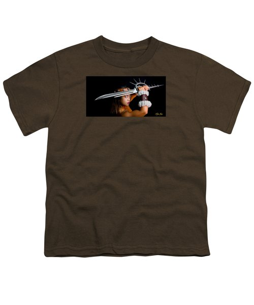 Armed And Dangerous Youth T-Shirt
