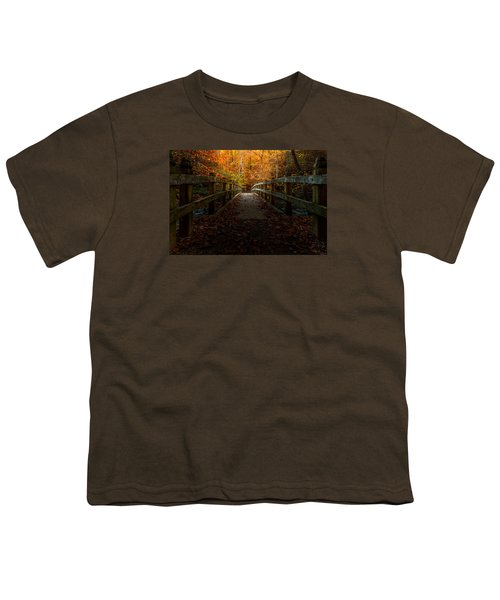 Bridge To Enlightenment Youth T-Shirt