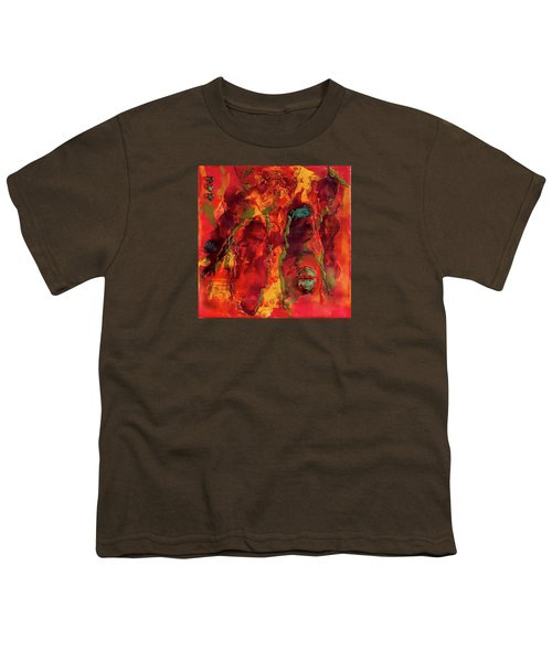 Broken Mask Encaustic Youth T-Shirt