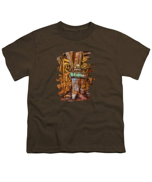 California Pellet Mill Co Youth T-Shirt