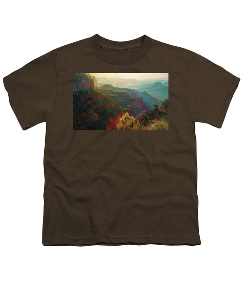 Canyon Silhouettes Youth T-Shirt