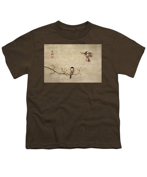 Chickadee Encounter II Youth T-Shirt