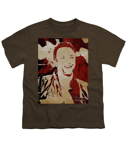Chris Martin Coldplay Youth T-Shirt