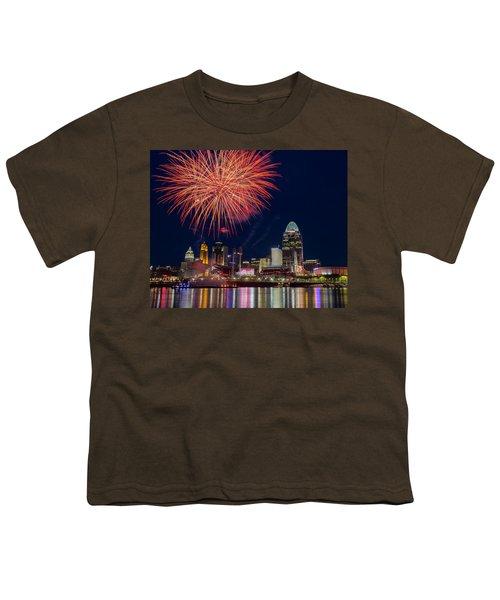 Cincinnati Fireworks Youth T-Shirt