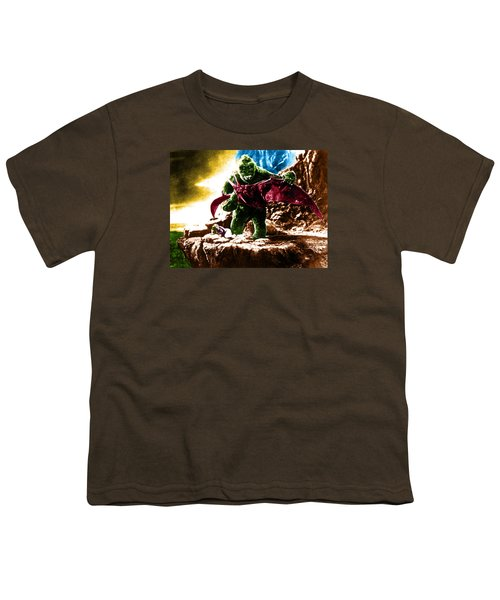 Color King Kong Youth T-Shirt