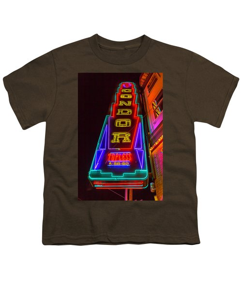Condor Neon Youth T-Shirt