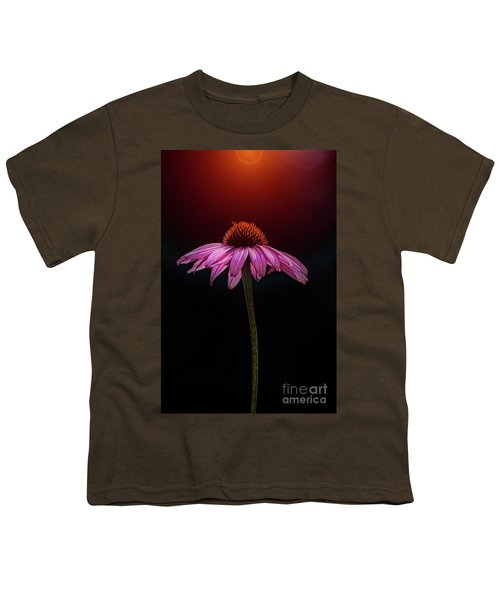 Echinacea And Sun Youth T-Shirt