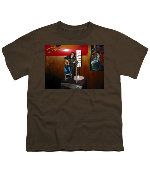 Elvis Presley Youth T-Shirt