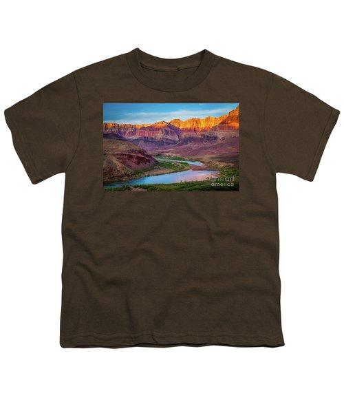 Evening At Cardenas Youth T-Shirt