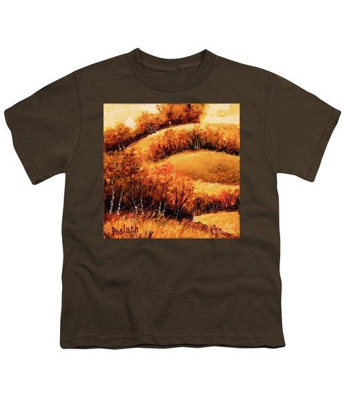 Fall Youth T-Shirt