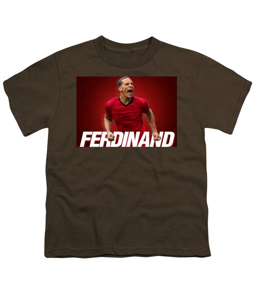 Ferdinand Youth T-Shirt by Semih Yurdabak