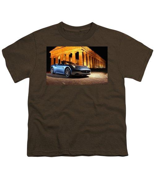 Ferrari California Youth T-Shirt