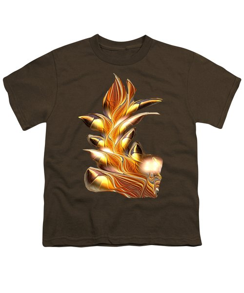 Fiery Claws Youth T-Shirt