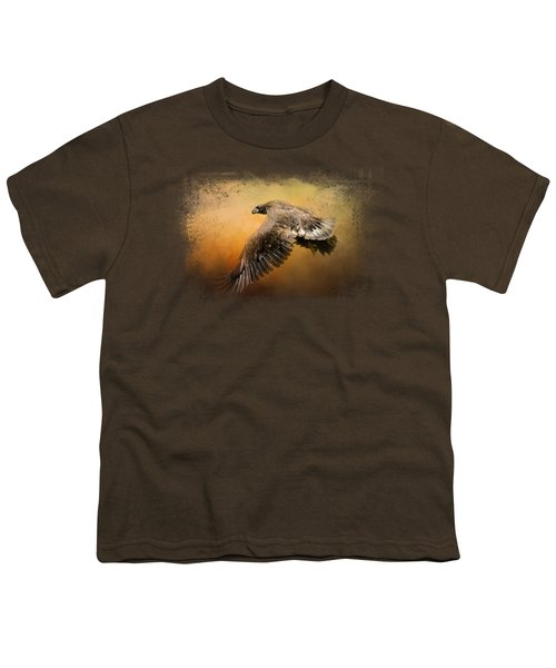 First Flight Youth T-Shirt by Jai Johnson