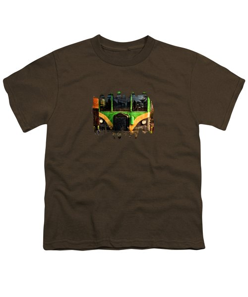 Galloping Goose Youth T-Shirt by Thom Zehrfeld