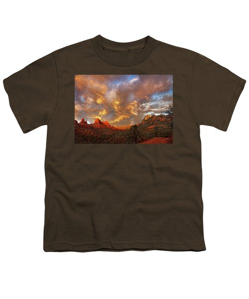 Gloria In Excelsis Deo Youth T-Shirt