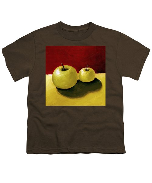 Granny Smith Apples Youth T-Shirt