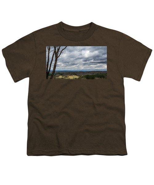 Grey Skies Youth T-Shirt