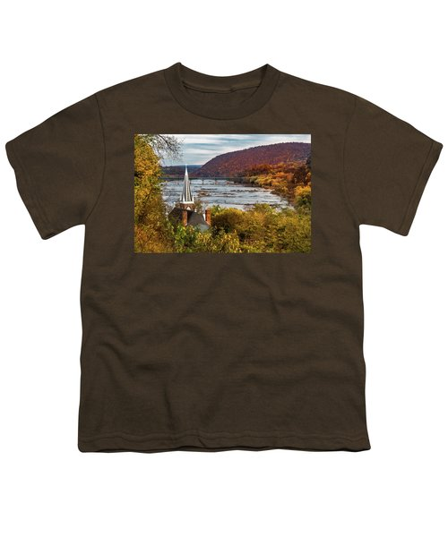 Harpers Ferry, West Virginia Youth T-Shirt