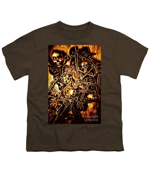 Heavy Metal Mix Youth T-Shirt
