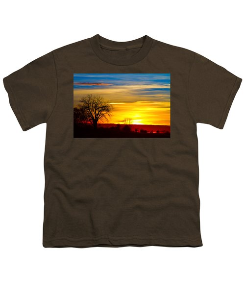 Here Comes The Sun Youth T-Shirt