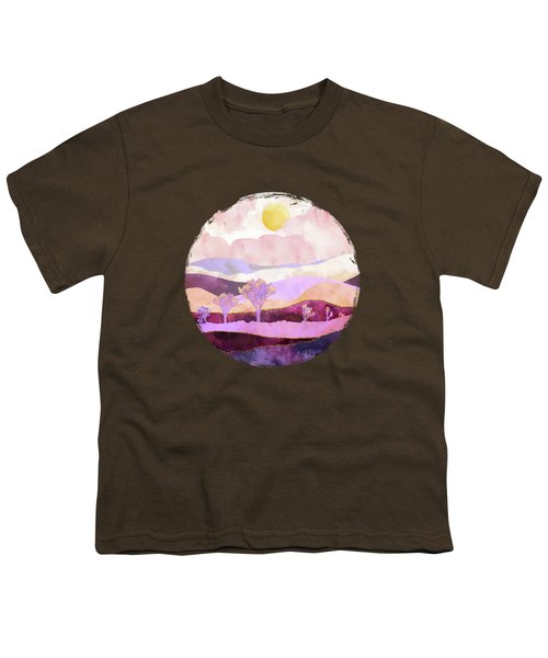 High Noon Youth T-Shirt by Spacefrog Designs