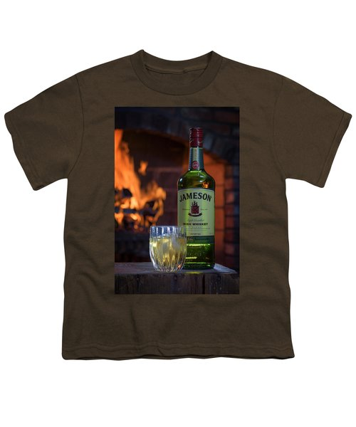 Jameson By The Fire Youth T-Shirt