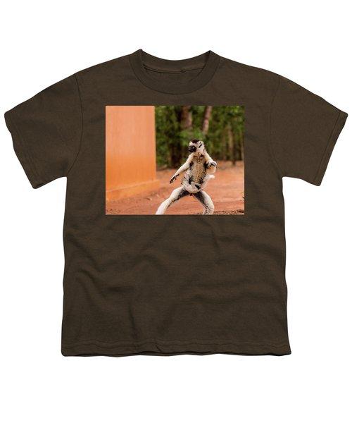 Kung Fu Mom Youth T-Shirt