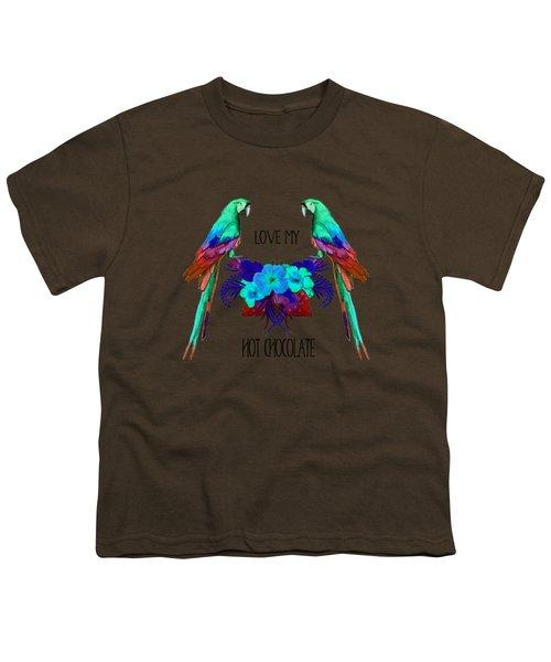 Love My Hot Chocolate Youth T-Shirt