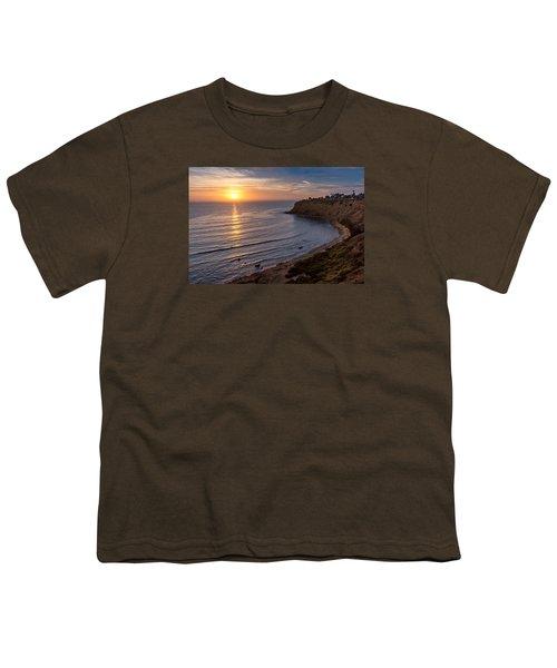 Lunada Bay Sunset Youth T-Shirt