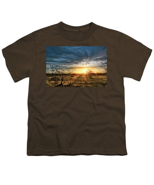 March Sunrise Youth T-Shirt