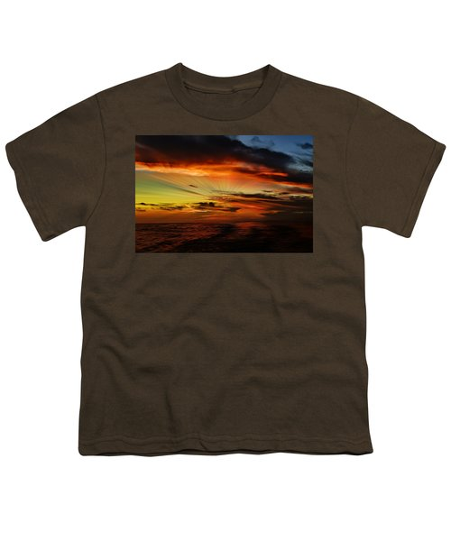 Marco Sunset Rays Youth T-Shirt
