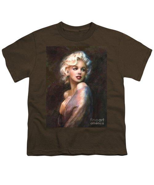 Marilyn Romantic Ww 1 Youth T-Shirt
