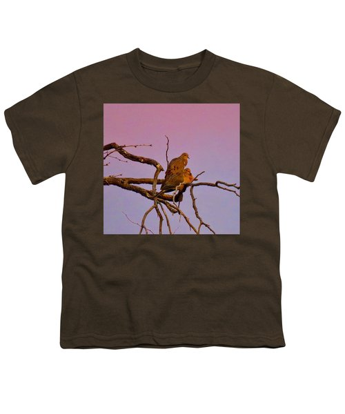 Mourning Doves Youth T-Shirt