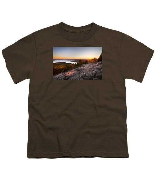 Mt. Major Summit Youth T-Shirt