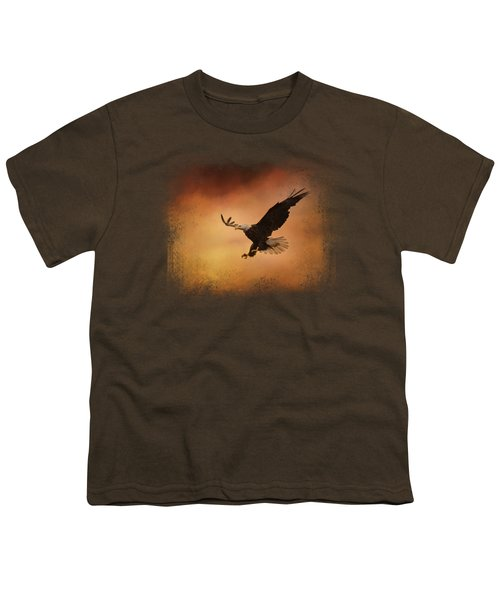 No Fear Youth T-Shirt by Jai Johnson