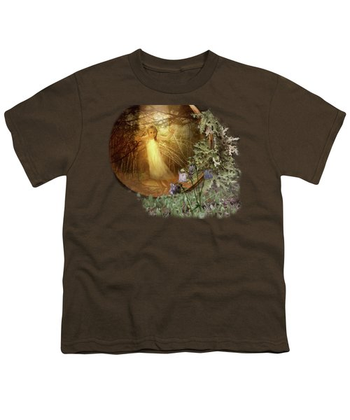 No Such Thing As Elves Youth T-Shirt by Susan Capuano
