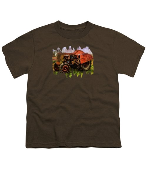 Put Out To Pasture Youth T-Shirt