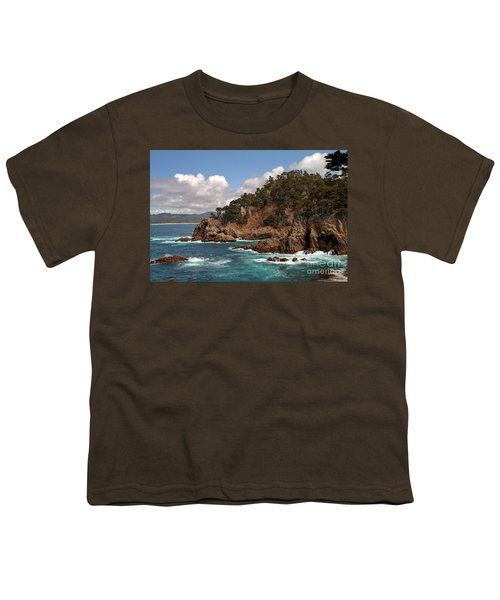 Point Lobos Youth T-Shirt