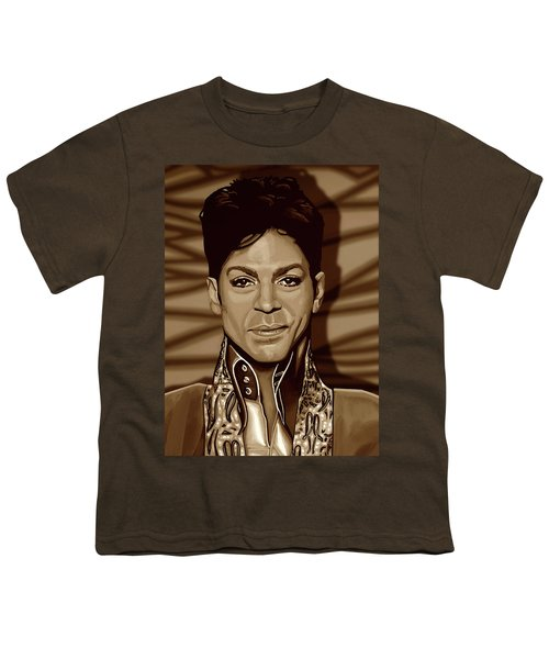 Prince 2 Gold Youth T-Shirt