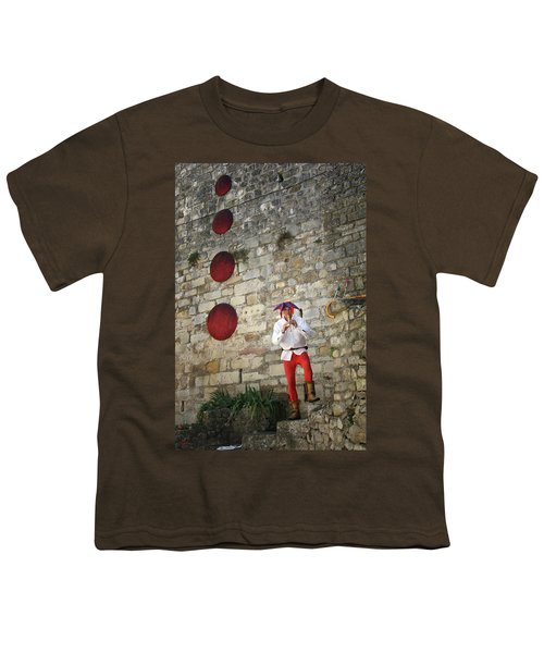 Red Piper Youth T-Shirt