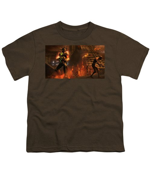 Saints Row Iv Re-elected Youth T-Shirt