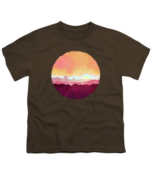 Scarlet Desert Youth T-Shirt