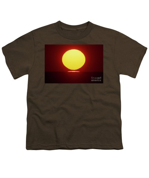 Sea Of Japan Youth T-Shirt by Tatsuya Atarashi
