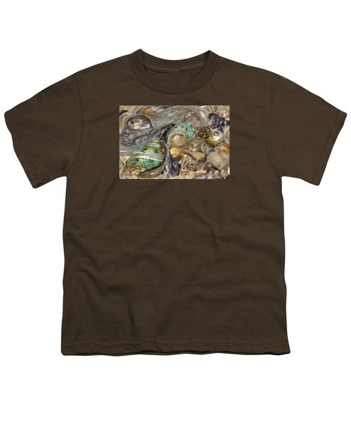 Shell Fluidity Youth T-Shirt