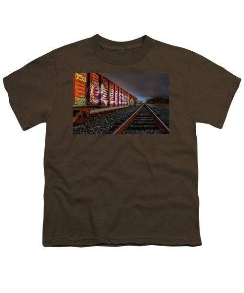Sidetracked Youth T-Shirt
