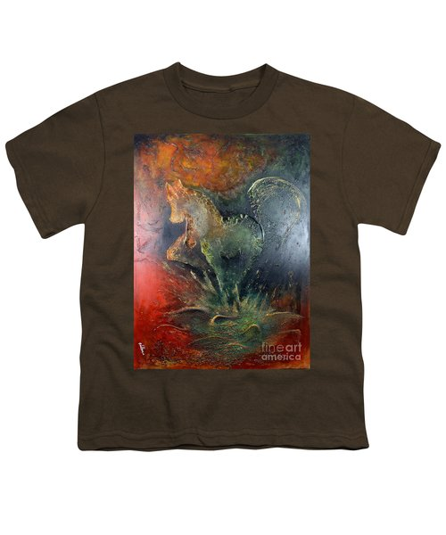 Spirit Of Mustang Youth T-Shirt